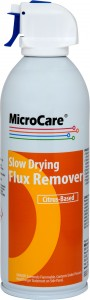 Slow-Drying Citrus-Based Flux Remover